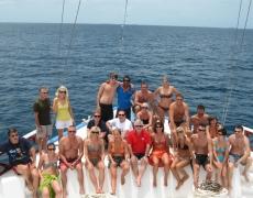 Nautilus II und Bandos 2010